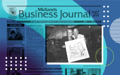 Hot off the Presses with Andee Hoig of the Midlands Business Journal
